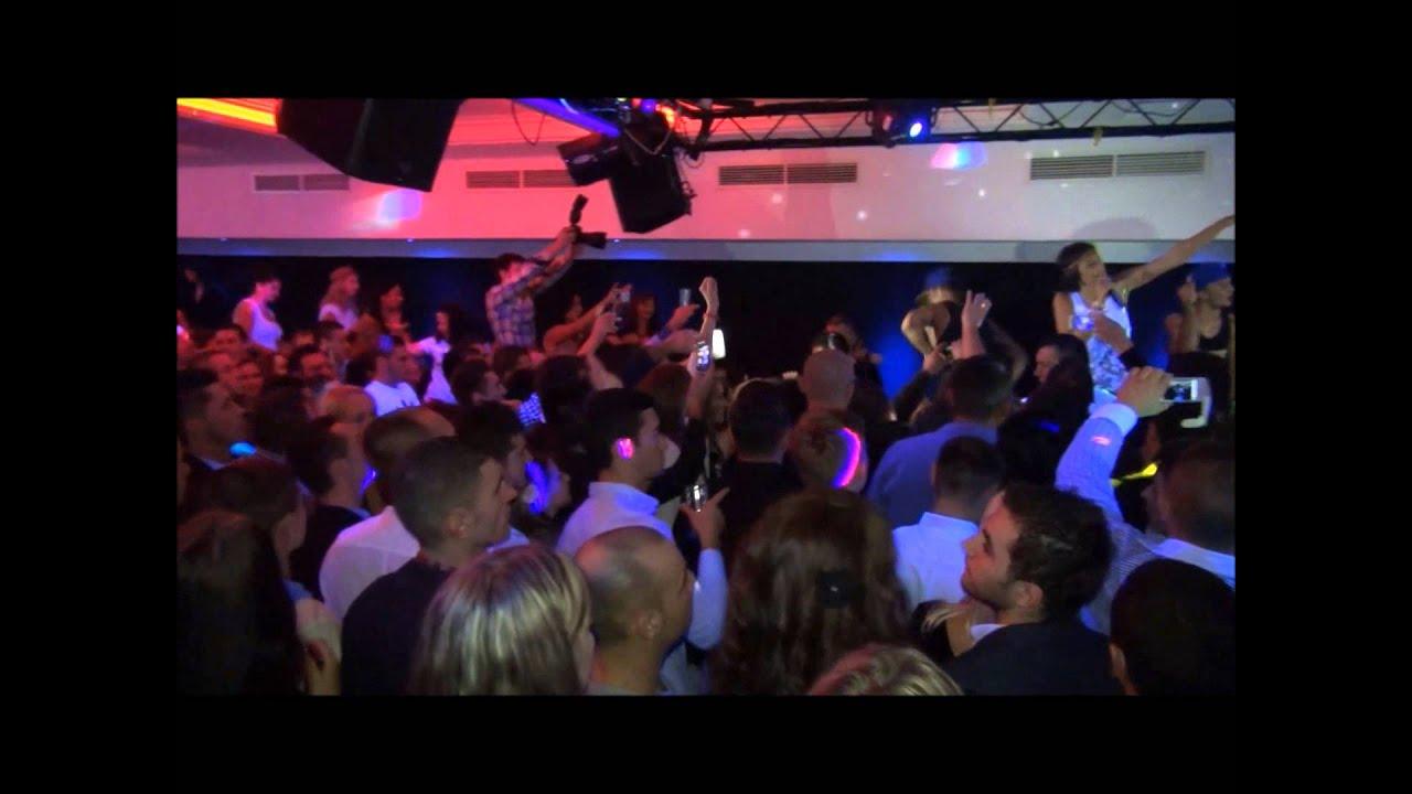 Club unique london antonia concert 03 11 2012 youtube for London club este