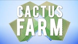 TOO SMALL: The Mega Cactus Farm