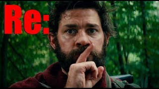 Re: A Quiet Place Review - YMS