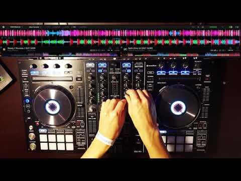 EDM Mix #02 | Short Festival Mix On Pioneer DDJ-RX (Tiesto, Axwell, Nicky Romero, Blasterjaxx)