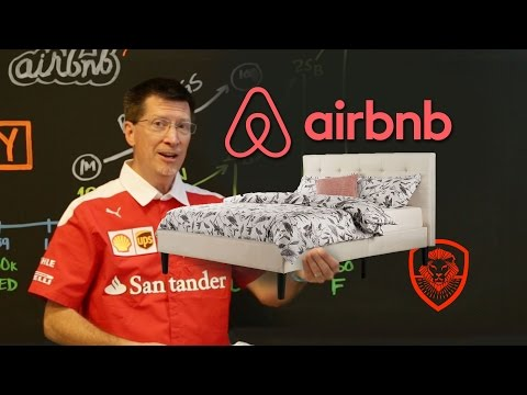 How Airbnb Became a $30 Billion Success!
