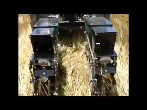 Piket Economic No Till Maize Planter 2014 Youtube