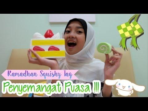 Aku Pakai Jilbab? 🕌 Ramadhan Squishy Tag ! (Indonesia) | Friendship DIY