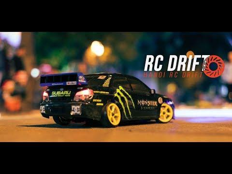 RC DRIFT CAR RACE MODELS IN ACTION!!! Vietnam RC Street Drift/ Toyota Hilux Hard Body!!!