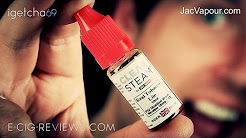 Stealth Vaping!? Review of the Clear Steam E-Liquid From JacVapour.com