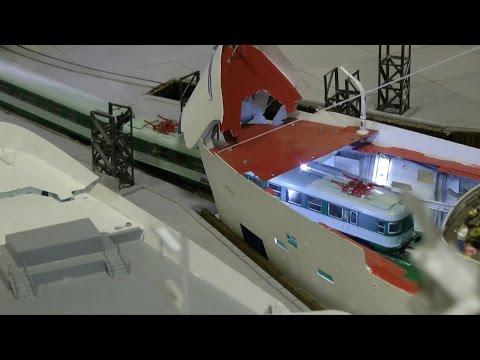 Messina Railway Ferry al Model Game Bologna 2014