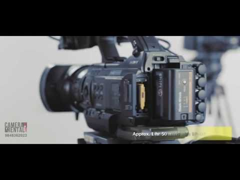 Sony PMW 150 Camera For Rental In Hyderabad