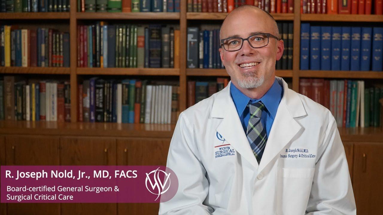 R  Joseph Nold, MD   Surgical Critical Care   Wichita