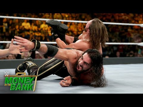 WWE MITB: AJ Styles shouldn't have lost clean to Seth Rollins