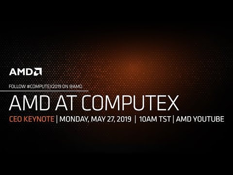 AMD Announces Next-Generation Leadership Products at Computex 2019