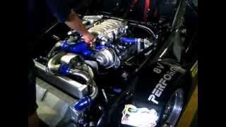 Lexus 1uz Vvti Single Turbo Race Car