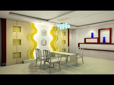 Best Gypsum Board Wall Design Hall Gypsum Wall Interior Design Ideas