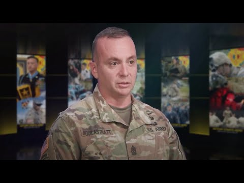 SGM Alex Aguilastratt and Sarah Bercaw discuss diversity and inclusion as being critical to the Army.#USArmy   #AUSANowAbout U.S. Army: The Army Mission – our purpose – remains constant:  To deploy, fight and win our nation's wars by providing ready, prompt and sustained land dominance by Army forces across the full spectrum of conflict as part of the joint force.Connect with U.S. Army online: Web: https://www.army.mil STAND-TO!: https://www.army.mil/standto Facebook: https://www.facebook.com/USarmy/ Twitter: https://twitter.com/USArmy Instagram: https://www.instagram.com/usarmy/ Flickr: https://www.flickr.com/photos/soldier...