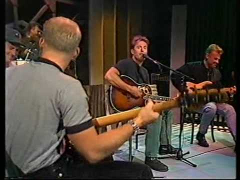 James Reyne - Any Day Above Ground - Live on Steve Vizard Show 1992.