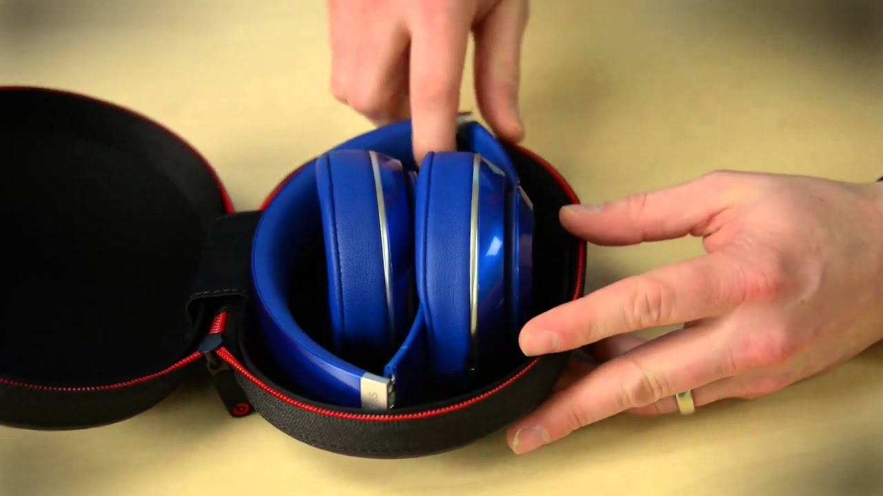 Blue Beats Studio Unboxing