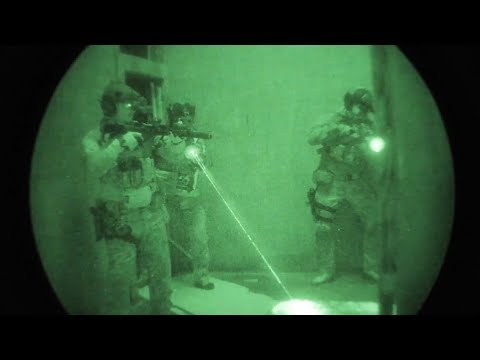 Explosive Breaching at DARC