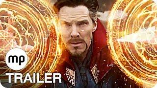 Avengers 3 Infinity War Guardians TV Spot & Trailer Deutsch German (2018)
