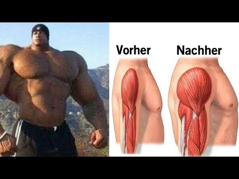 5 Tipps für einen schnellen Muskelaufbau!