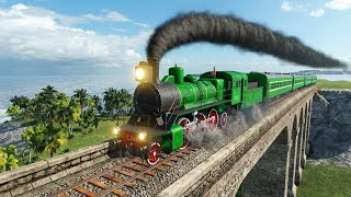 [LIVE🔴] TRANSPORT FEVER 2 - Campaign & Sandbox | Transport Fever 2 City & Transit Builder Gameplay