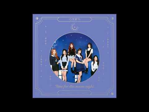 GFRIEND (여자친구) - 휘리휘리 (Flower Garden) (Audio) [6th Mini Album 'Time for the moon night']