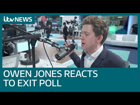 Katy Balls and Owen Jones react to the early General Election results | ITV News