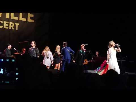 Nashville Cast-Even If It Breaks Your Heart-Grand Ole Opry-03/25/18