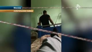 Пациент, задержанный за домогательства к школьнице, устроил дебош из за любовной драмы