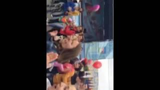 День молодёжи в Надыме 25 июня 2016г
