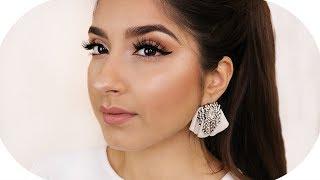 Heute einen Make Up Look für die Hochzeit, egal ob ihr Gast seid, d...