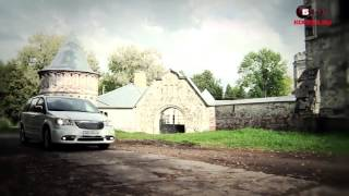 Тест драйв Chrysler Grand Voyager