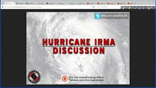 Hurricane Irma Discussion: 8:40 AM ET Sept 7
