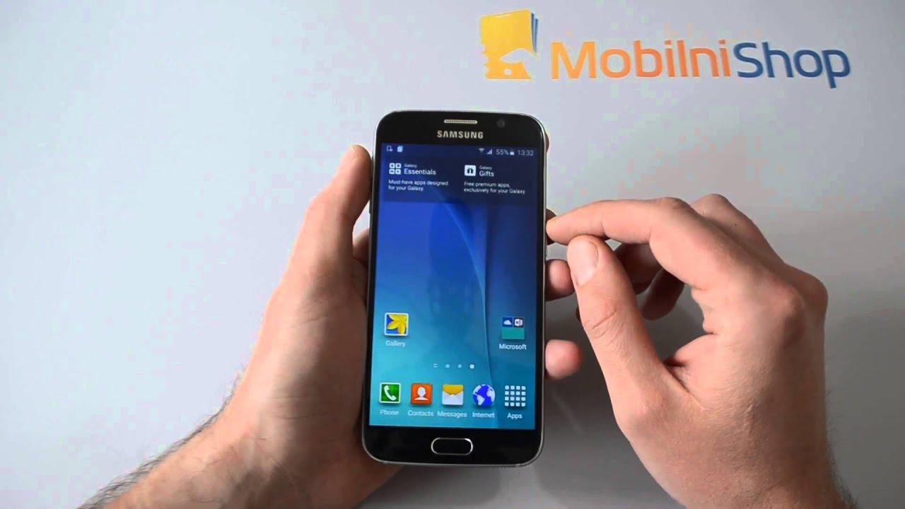 Samsung Galaxy S6 cena i video pregled - YouTube