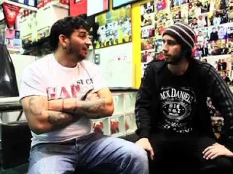 F tbol y tatuajes entrevista con un tatuador de for Chimentos de famosos argentinos