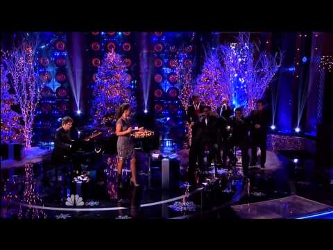 The Sing-Off Christmas - Sara Bareilles and Ben Folds - Baby It's Cold Outside