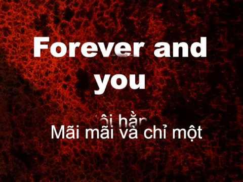 [Vietsub] Forever and One - Helloween (lyrics)