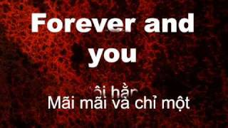 [Vietsub] Forever and One - Helloween (lyrics)