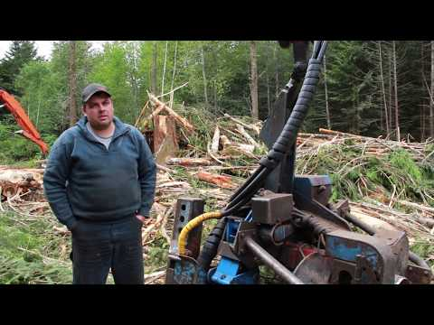"""Logger Interview #7 Isaac Larson """"You gotta love what you do"""""""