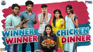 Winner Winner Chicken Dinner || Warangal Vandhana || The Mix By Wirally || Tamada Media