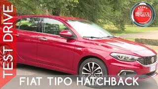 Fiat tipo hatchback test drive | marco fasoli prova