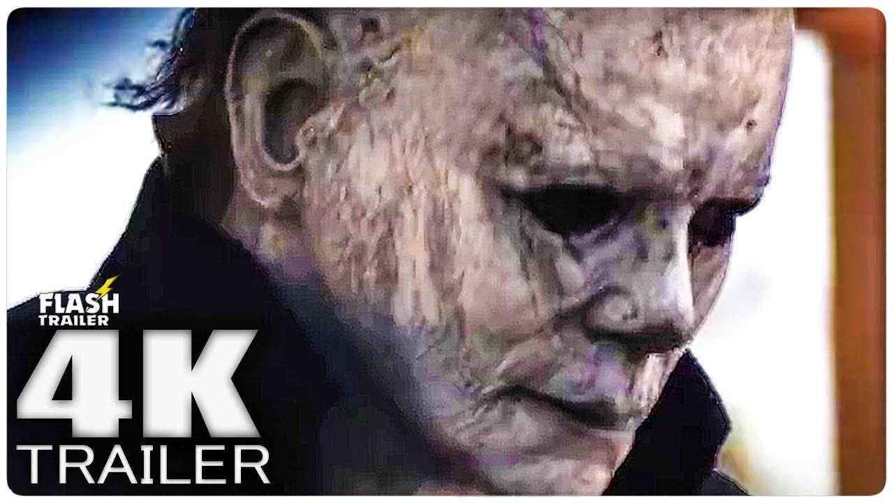 HALLOWEEN Trailer (2018) 4K ULTRA HD