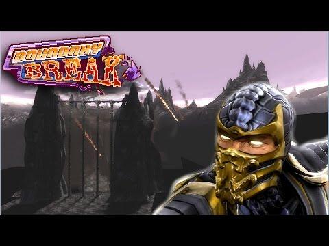 Off Camera Secrets | Mortal Kombat (2011) - Boundary Break