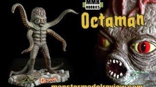 Monster Model Review #145 Octaman by MMR Hobbies
