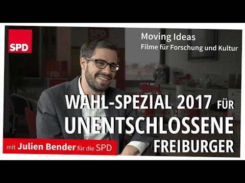 Wahl-Spezial 2017 - SPD - mit Julien Bender