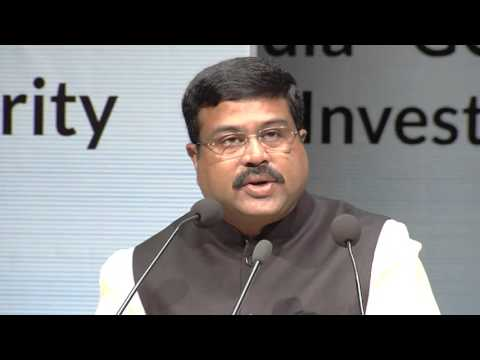 The Gulf Region in India's Energy Security Landscape- Keynote by Shri Dharmendra Pradhan