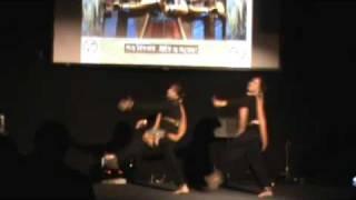 Bangla dance- ay ay ke jabi by Soma & Swagata.wmv