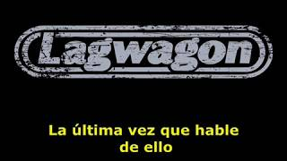 Lagwagon - Messengers subtitulado español