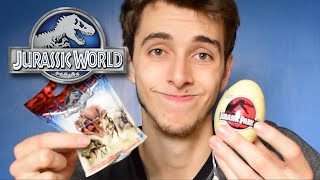Jurassic World Mystery Packs - The Straw That Broke The Beavers Back!