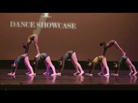 Roselyn's  Acro Show 2016