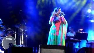 Shreya Ghoshal - Aami Je Tomar - Live@SilverDome-Zoetermeer-Holland - 4th May 2013