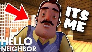 Minecraft Hello Neighbor - Am I Really The Neighbor (Minecraft Roleplay